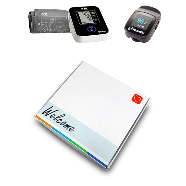 Vheda Health friends and family devices.